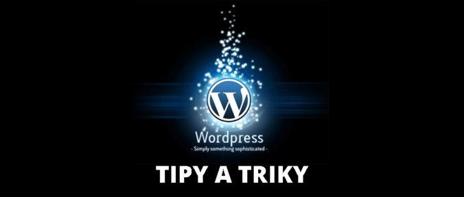 wordpress-logo-tipy-a-triky